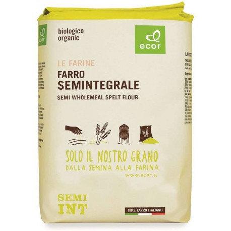 Semi-Wholemeal Spelt Flour 1kg