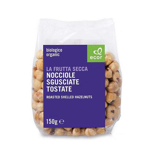 Roasted Shelled Hazelnuts 150g