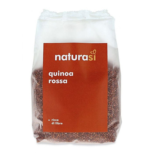 Red Quinoa 400g NaturaSi