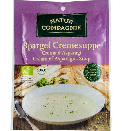Cream of Asparagus Soup 40g Natur Compagnie
