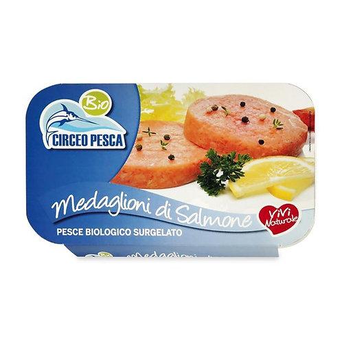 Frozen Salmon Medallions 200g