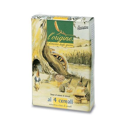 Durum Wheat Semolina Pasta with Cereals 250g