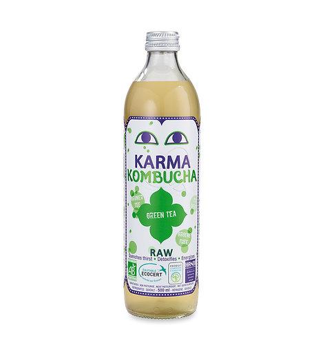 Kombucha Fermented Green Tea Drink 500ml