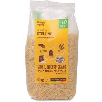 Durum Wheat Stelline 500g