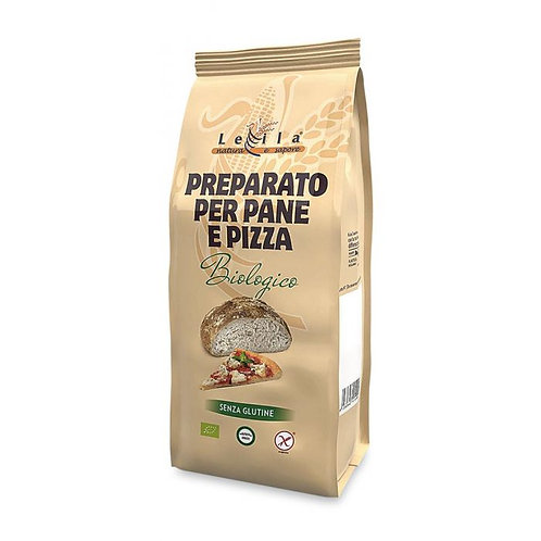 Gluten-Free Flour Mix for Bread & Pizza 500g Leila
