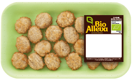 Breaded Chicken Nuggets x220g