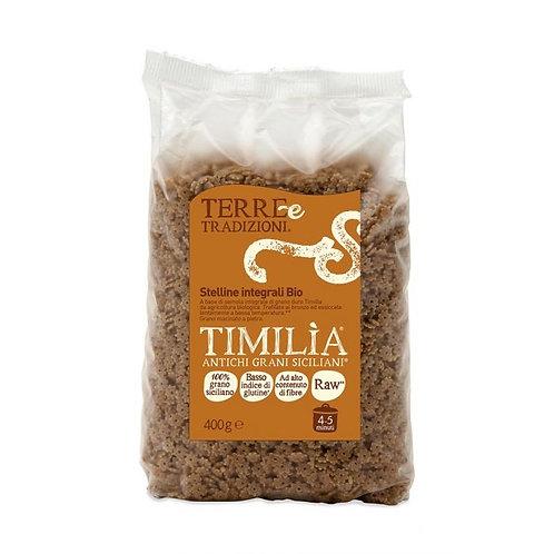 Wholewheat Timilia Stelline 400g Terre e Tradizioni