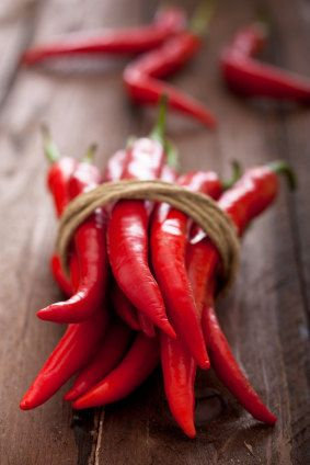 Cayenne Peppers 20g Dried