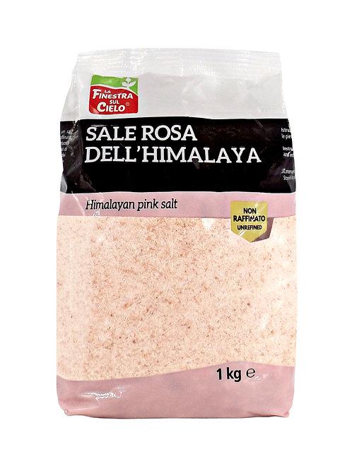 Unrefined Fine Himalayan Pink Salt 1kg