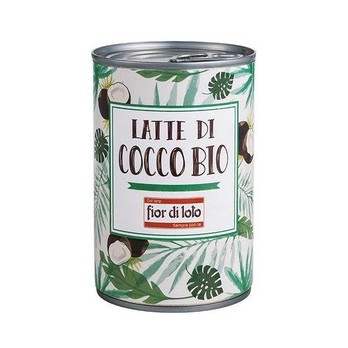 Coconut Milk for Cooking 400ml Fior di Loto