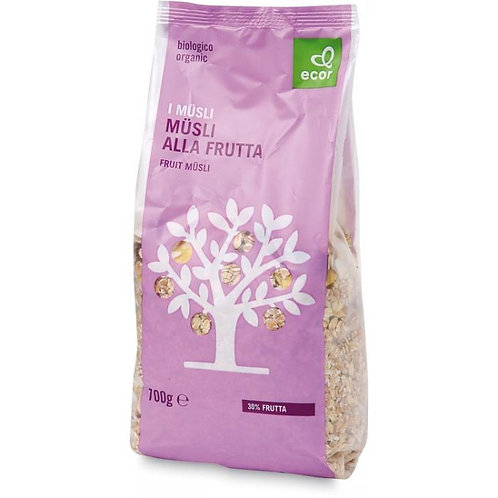 Fruit Muesli Ecor 700g