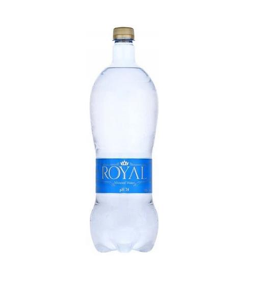Mineral water pH 7.4 Royal Water 1.5L