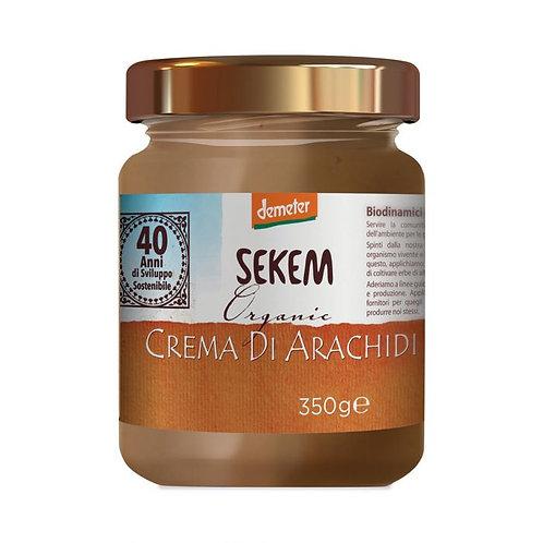Peanut Butter Demeter 350g Sekem