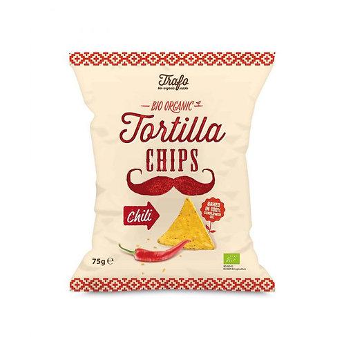 Tortilla Chips - Chili 75g