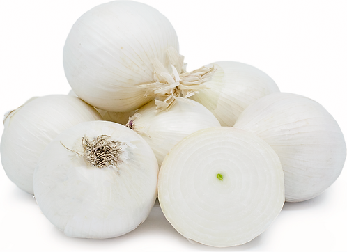 Onions White Demeter Per Kg