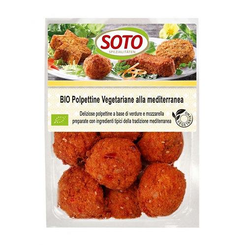 Mediterranean Vegetarian Balls 250g