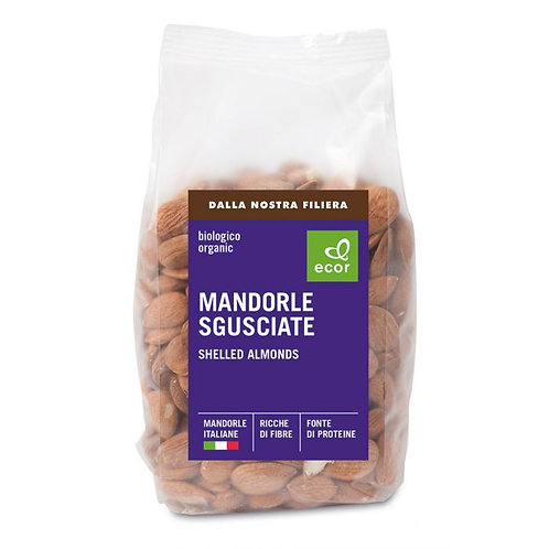 Shelled Almonds  250g