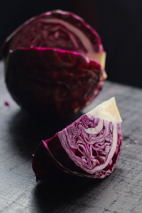 Cabbage Red per Kg