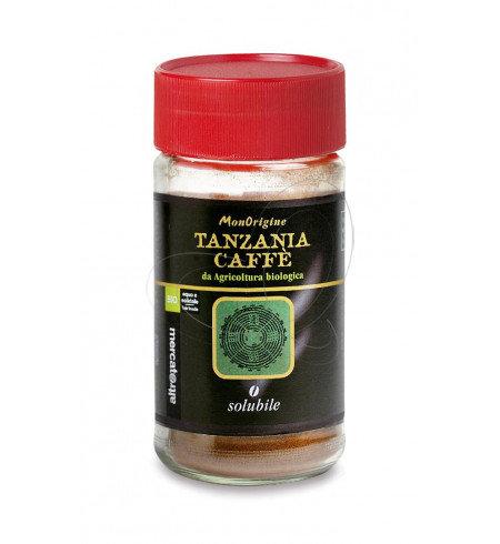 Soluble Coffee Tanzania 100g