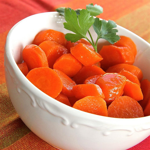 Precooked Sliced Carrots - 250g