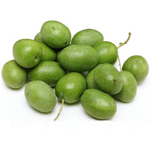 Fresh Green Olives per Kg