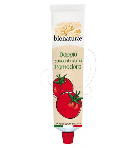 Tomato Puree Double Concentrate in Tube 130g