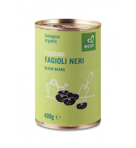 Black Beans in Can 400g