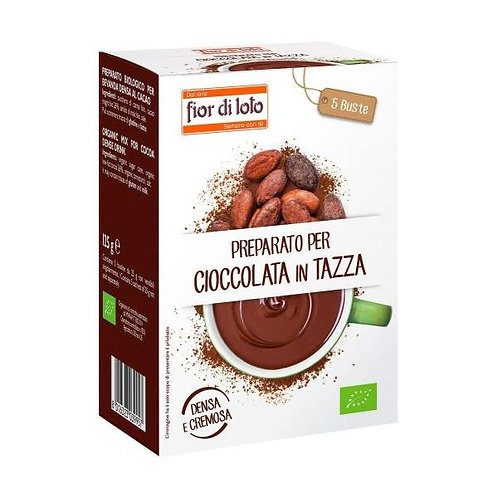 Mix For Hot Chocolate 5x25g