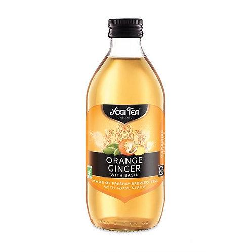 Yogi Tea Orange & Ginger 330ml