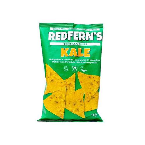 Kale Tortilla Chips 142g Redfern's