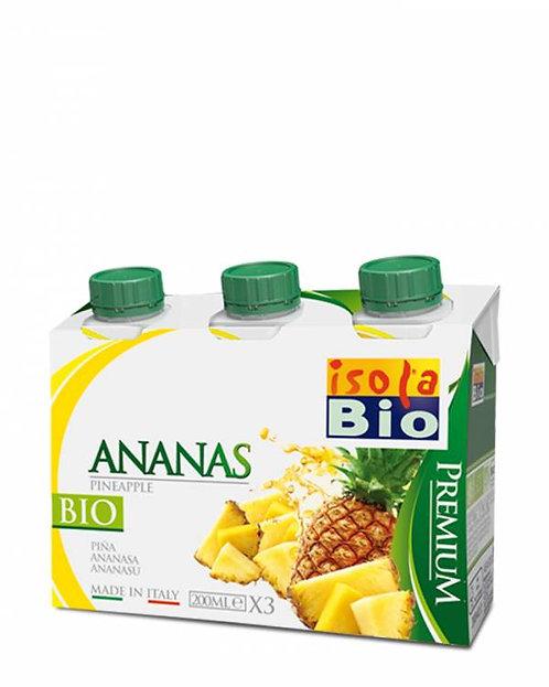 Premium Pineapple Juice 200mlx3