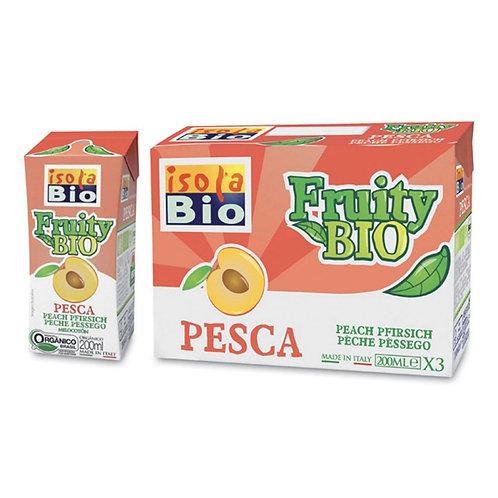Peach Juice 3x200ml