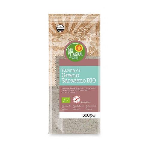 Buckwheat Flour 500g Biovitagral