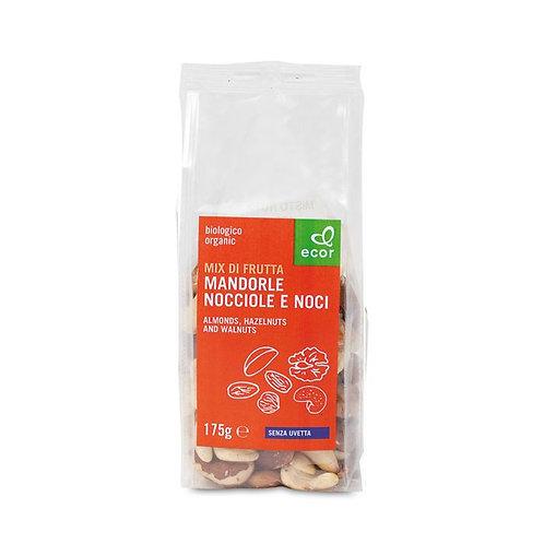 Mixed Nuts with Walnuts, Hazelnuts & Almonds 175g