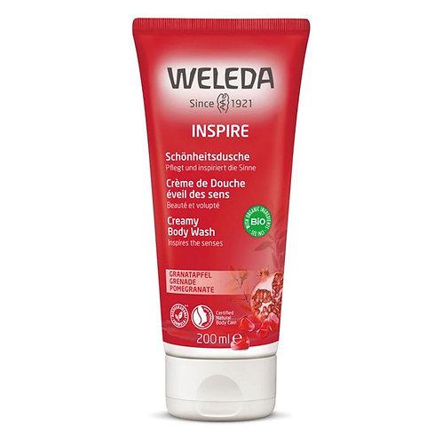 Creamy Body Wash Pomegranate 200ml Weleda