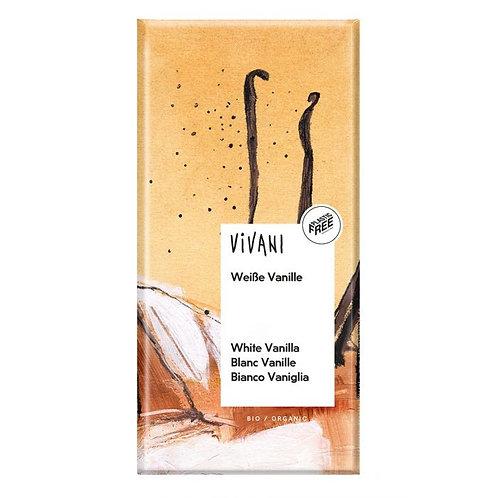 White Chocolate with Vanilla 100g