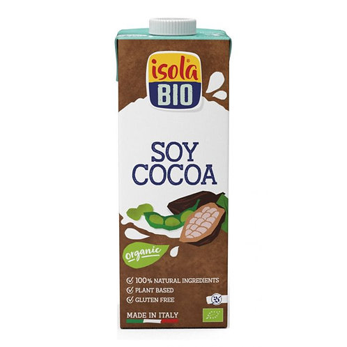 Soya Drink with Cocoa 1L