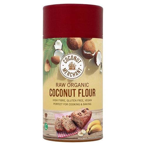 Raw Coconut Flour 500g Coconut Merchant