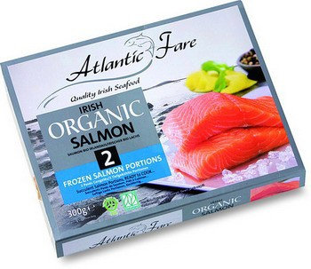 Frozen Salmon Fillets 150g x 2