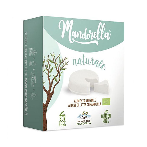 "Almond-based Mozzarella ""Mandorella"" 180g"