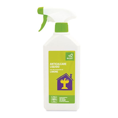 Descaling Spray with Lemon Essential Oil 500ml Ecor