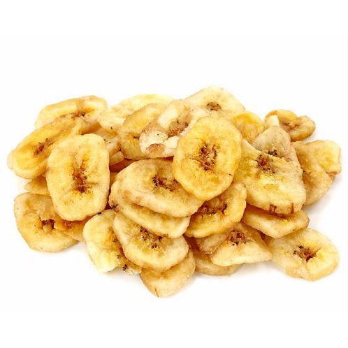 Pre-packed Dried Bananas 70g
