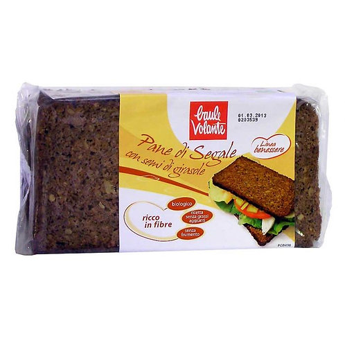 Sliced Rye Bread with Sunflower Seeds 500g