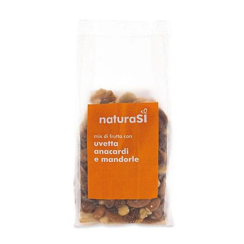 Sultanas, Cashews and Almonds Nut Mix 400g NaturaSi