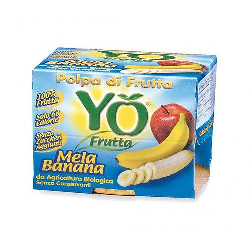Apple & Banana Pulp 200g Yo Frutta
