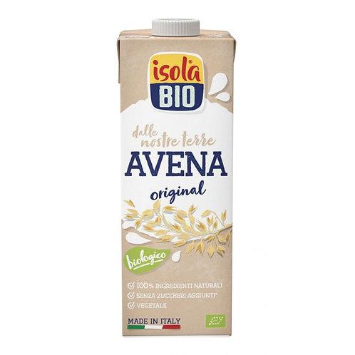 Oat Drink Natural Isola Bio 1L