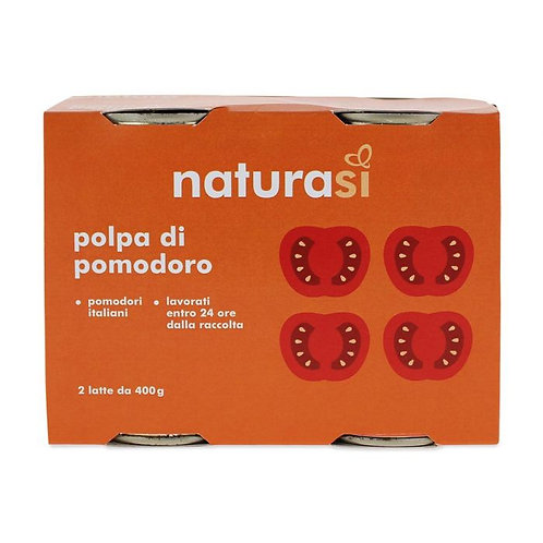 Tomato Pulp in Can 2x400g