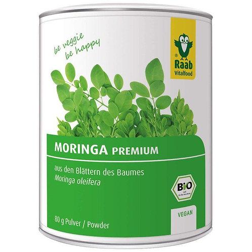Moringa Leaf Powder 80g Raab