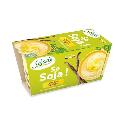 Soy-Based Yogurt with Vanilla 200g