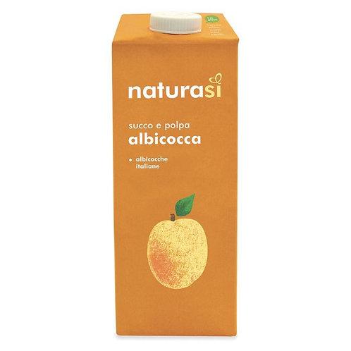 Apricot Juice & Pulp 1L NaturaSi